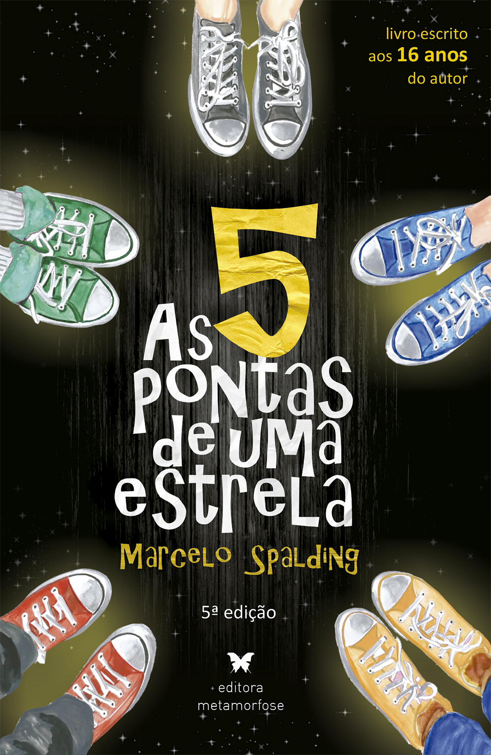 As 5 Pontas de uma Estrela - 5ª ed.