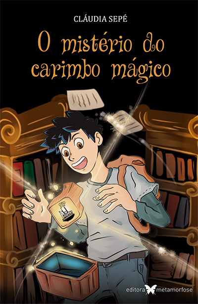 O mistério do carimbo mágico
